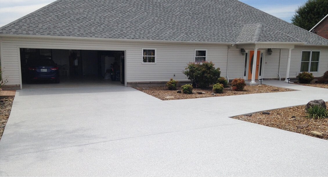Knoxville Tn Decorative Concrete Contractor Concrete